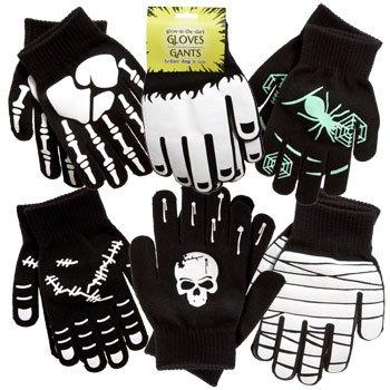 Children's Glow-in-the-Dark Gloves