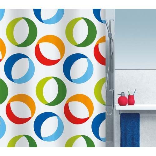 spirella-1015185-ring-cortina-de-ducha-de-tela-180-x-200-cm-color-blanco-con-circulos-de-colores