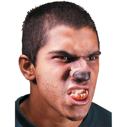 Rubie's Costume Co Reel Fx-Wolf Nose Costume