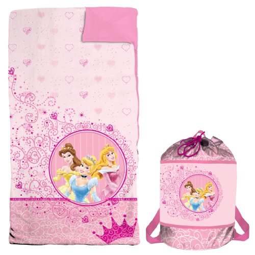 Disney Princess Slumber Duffle Bag