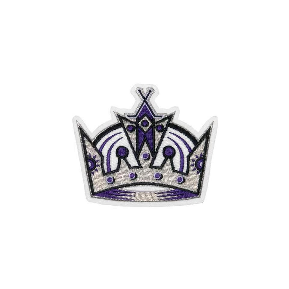 NHL Los Angeles Kings Embroidered Team Logo Collectible Patch
