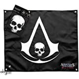 AbyStyle - Drapeau Assassin's Creed - Skull 50X60cm - 3700789202318