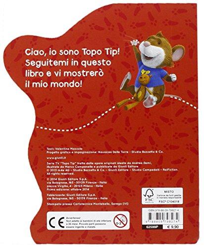 Libro io mi chiamo topo tip di valentina mazzola for Topo tip giocattoli