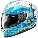 HJC FG-17 Flutura Full-Face Motorcycle Helmet (MC-2, Medium)
