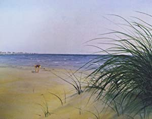 """The Harry Smith Collection - Set of 8 Blank Note/Greeting Cards: """"Seashore"""" (Maine, U.S.A.)"""
