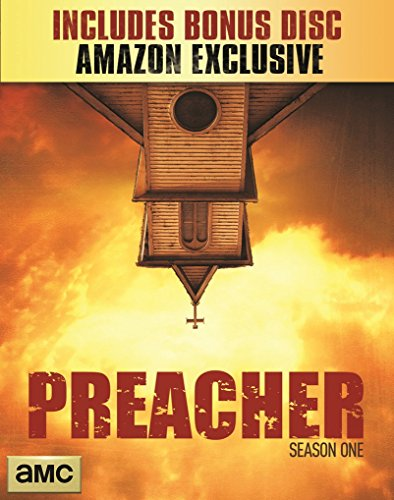 Preacher (2016) - Season 1 [Blu-ray] (Amazon Exclusive Version with Bonus Disc + Content)