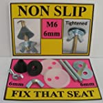 NON SLIP FITTINGS FOR FIXING LOOSE TO...