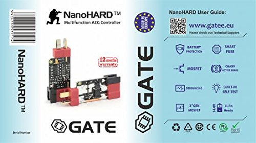 NanoHARD(保護回路、AB ON/OFFつきFETモジュール)