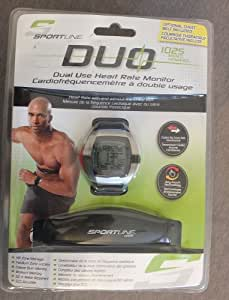 Sportline Men's Coded Heart Rate Monitor - Redesign