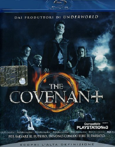 The Covenant [Blu-ray] [IT Import]