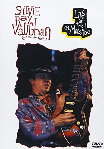 DVD : Stevie Ray Vaughan - Stevie Ray Vaughan & Double Trouble: Live at El Mocambo (DVD)