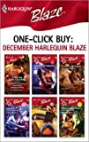 img - for One-Click Buy: December Harlequin Blaze book / textbook / text book