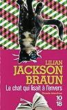 echange, troc Lilian Jackson Braun - Le chat qui lisait à l'envers