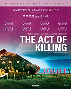 The Act of Killing [Blu-ray] + Digital Copy