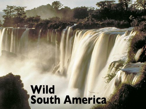 Wild South America: The Complete Series