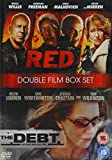 The Debt (2012) / Red (2010) - Double Pack [DVD]
