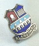 Blairgowrie Scotland Crest Enamel Lapel Pin Badge