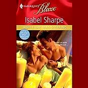 While She Was Sleeping...   [Isabel Sharpe]