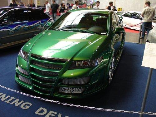 S-Tuning Frontstoßstange Frontschürze Stoßstange Honda Accord 2003