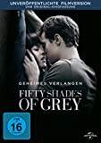 DVD & Blu-ray - Fifty Shades of Grey - Geheimes Verlangen