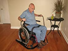Wheelchair Accessible Rower Rowing Machine