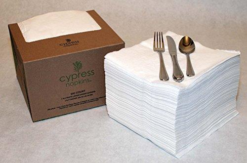 Cypress Napkins- 250 Large Dinner Napkins