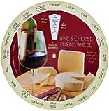 Wine & Cheese Pairing Wheel - 6137 (DESIGN 1, 1)