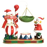 Yankee Candle - Circus Act - Clown Novelty Wax Potpourri Tart Burner