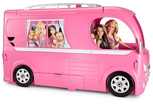 Barbie - Autocaravana superdivertida (Mattel CJT42)