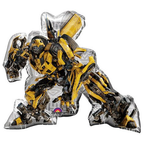 Imagen de Bumblebee Transformers Large 32