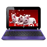 HP Mini 210-3040NR Netbook (Purple)
