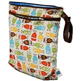 Planet Wise Wet/Dry Bag, Owl
