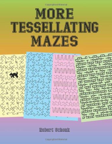 More Tessellating Mazes