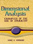 Dimensional Analysis: Examples of the...