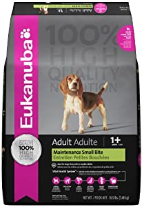 Eukanuba Adult Maintenance Small Bite - 16.5 lb