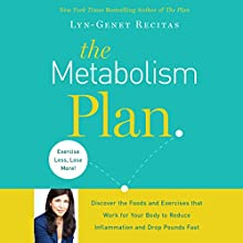 The Metabolism Plan: Discover the Foods and Exercises That Work for Your Body to Reduce Inflammation and Drop Pounds Fast Audiobook by Lyn-Genet Recitas Narrated by Carolyn Cook