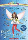 img - for Skyler the Fireworks Fairy (Rainbow Magic: Special Edition) book / textbook / text book