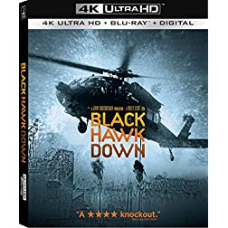 Black Hawk Down [4K Ultra HD + Blu-ray]