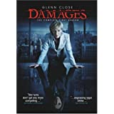 Damages: The Complete First Season ~ Glenn Close