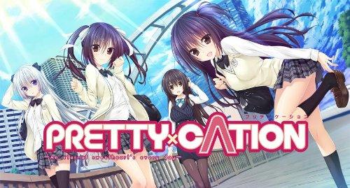 PRETTY×CATION 初回限定版【Amazon.co.jpオリジナルポストカードセット付き】