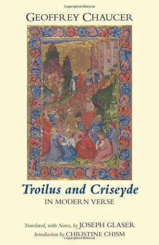 character construction in chaucers troilus and About the origin of troilus and criseyde: the story of troilus and criseyde was first told, in interwoven episodes, in a long french poem of the mid-twelfth century.