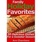 Family Holiday Favorites ~ Ann Chambers