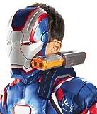 Iron Patriot Shoulder Chain Gun - Child Std.