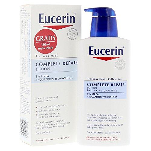Emulsione Idratante Per Il Corpo Eucerin Complete Repair Lotion 5% Urea 400 Ml