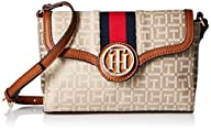 Tommy Hilfiger Maggie Jacq Flap Cross Body Bag