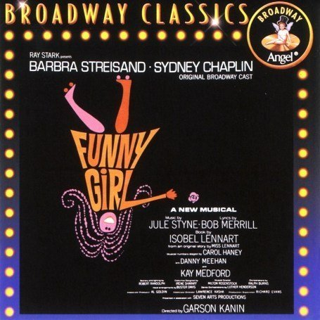 Barbra Streisand - Funny Girl (1964 Original Broadway Cast) - Zortam Music