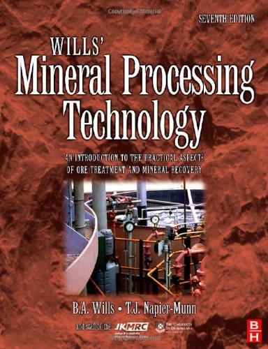 Wills' Mineral Processing Technology, Seventh Edition: An...