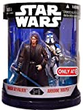 Star Wars 30th Anniversary Order 66 Anakin Skywalker and Airbourne Trooper 2 Pack