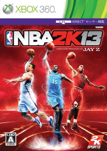 【ゲーム 買取】NBA2K13