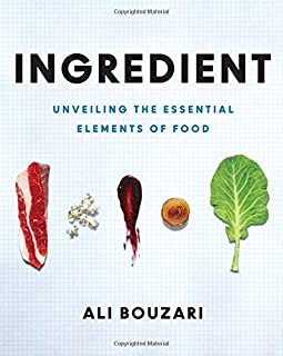 Book Cover: Ingredient: Unveiling the Essential Elements of Food